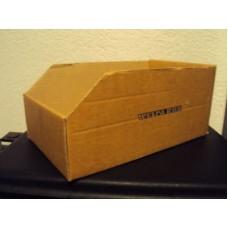 KARTON SINGLE BOX, für 125/150 Singles, neu