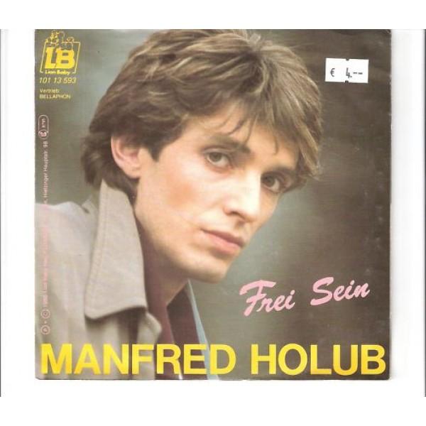 MANFRED HOLUB - Frei sein - 20021_0-600x600