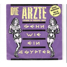 ÄRZTE - Gehn wie ein Ägypter