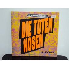 TOTEN HOSEN - Bis zum bitteren Ende    ***live***