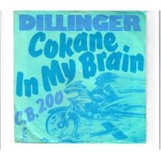 DILLINGER - Cokane in my brain