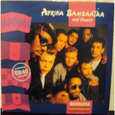UB 40 feat. AFRIKA BAMBAATAA - Reckless
