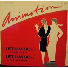 ANIMOTION - Let him go (Club mix)