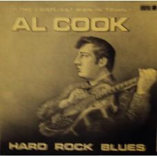 AL COOK - Hard rock blues