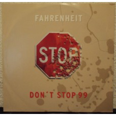 FAHRENHEIT - Don´t stop 99