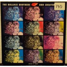 BOLLOCK BROTHERS - God cheated woman