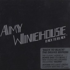 AMY WINEHOUSE - Back in black                  ***Deluxe Edition***