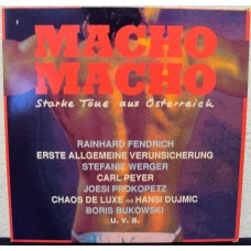 MACHO MACHO - Austropopsampler